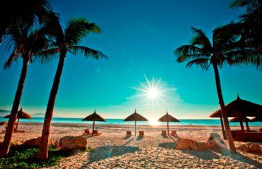 Chiều bãi biển Nha Trang